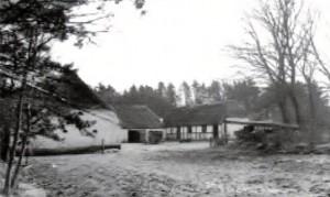 Gården Egebjerg, Blåkildevej 73, Karstoft i Skarrild sogn. Anno 1940